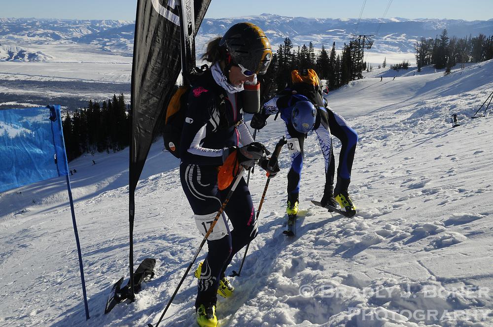 U.S. Ski Mountaineering Championships at Jackson Hole Mountain Resort