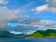 Tahaa, Society Islands, French Polynesia; South Pacific