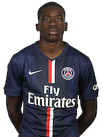 Wilfried Kanga of PSG during PSG photo call for the 2016-2017 Ligue 1 season on September, 7 2016 in Paris, France<br /> Photo : C.Gavelle/ PSG / Icon Sport