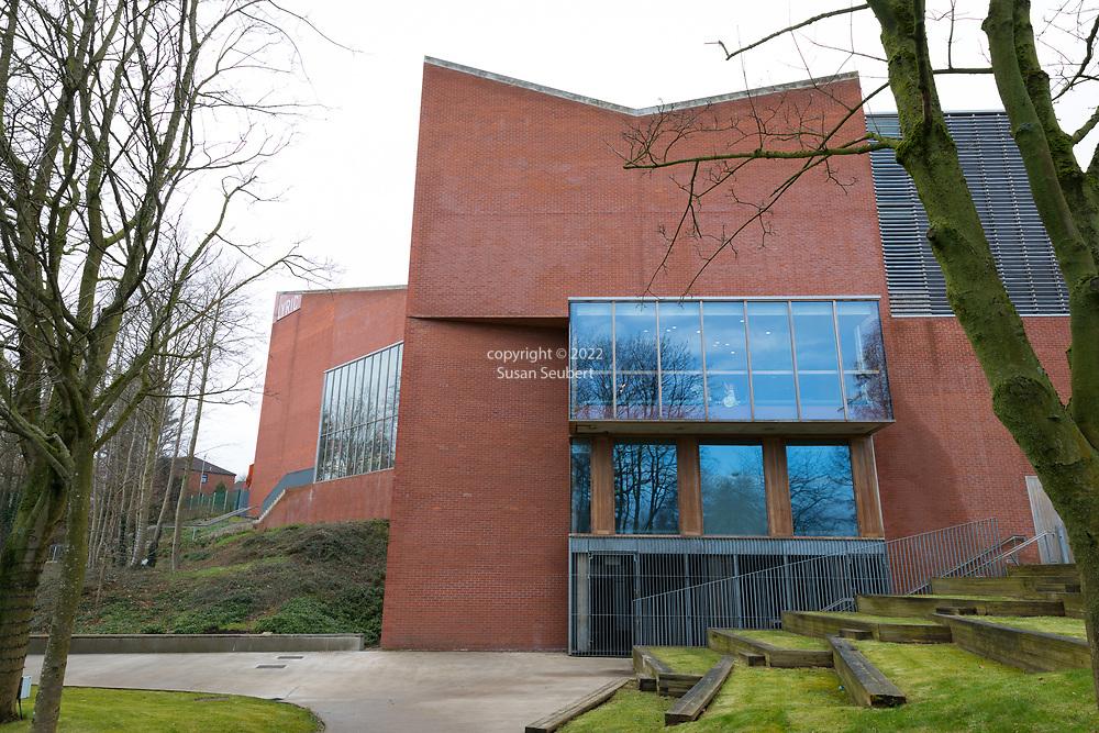The Lyric Theater in Belfast, Northern Ireland