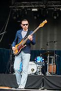Hooverphonic le groupe belge lors de la troisième édition du Festival de Ronquière