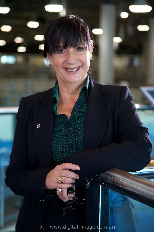Anne Ridgway, Portrait, AUstralian Synchrotron
