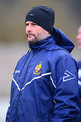 ADAM PARKER COACH HITCHIN UNITED, Chesham United v Hitchin Town Evostik Southern Premier Division, Saturday 10th March 2018, Score 0-0