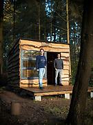 Tim en Luuk van Oerle, oprichters van Natuurhuisje.nl