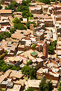 Zaouia d'Ifrane - a small Berber village in the true heart of the Middle Atlas region of Morocco