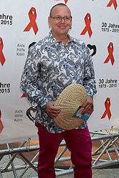 03.07.2015, Maritim Hotel, Koeln, GER, Koelner Aids Gala, im Bild Thomas Hackenberg // at the receiving to Cologne AIDS Gala in the Maritim Hotel in Koeln, Germany on 2015/07/03. EXPA Pictures © 2015, PhotoCredit: EXPA/ Eibner-Pressefoto/ Deutzmann<br /> <br /> *****ATTENTION - OUT of GER*****