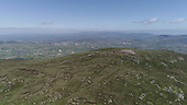 Aerial Photos Slieve Gullion