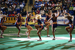 14 April 2007:  Half-time entertainment was provided by the Extreme Dancers during a United Indoor Football League game that pitted the RiverCity Rage who won 29-11 against the Bloomington Extreme at the U.S. Cellular Coliseum in Bloomington Illinois..