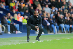 March 9, 2019 - West Bromwich, England, United Kingdom - West Bromwich Albion Manager Darren Moore during the Sky Bet Championship match between West Bromwich Albion and Ipswich Town at The Hawthorns, West Bromwich on Saturday 9th March 2019. (Credit Image: © Leila Coker/NurPhoto via ZUMA Press)