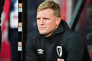 Bournemouth Manager Eddie Howe*** during the Pre-Season Friendly match between Bournemouth and SS Lazio at the Vitality Stadium, Bournemouth, England on 2 August 2019.