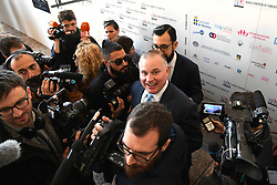 Italy, Verona  - March 29, 2019.Controversial World Families Conference starts in Verona / Brian Brown. (Credit Image: © Passaro/Fotogramma/Ropi via ZUMA Press)