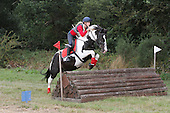 27th Aug 2016 - Clear Round Cross Country