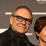 NLD/Amsterdam/20150202 - Edison Awards 2015, Rob de Nijs en partner Henriette