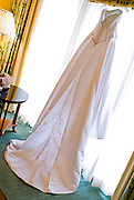 wedding gown details by Cayman photographer Courtney Platt