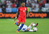 2016.06.20 Saint-Etienne<br /> Pilka nozna Euro 2016<br /> mecz grupy C Slowacja - Anglia<br /> N/z Nathaniel Clyne<br /> Foto Lukasz Laskowski / PressFocus<br /> <br /> 2016.06.20 Saint-Etienne<br /> Football UEFA Euro 2016 group C game between Slovaki and England<br /> Nathaniel Clyne<br /> Credit: Lukasz Laskowski / PressFocus