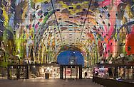Rotterdam's Markthal by MVRDV architects