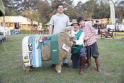 Grande campeão da raça Corriedale da 38ª Expointer, que ocorrerá entre 29 de agosto e 06 de setembro de 2015 no Parque de Exposições Assis Brasil, em Esteio. FOTO:Pedro H. Tesch/ Agência Preview