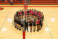 10/06/18 HS VB Bridgeport vs. Greenbrier East