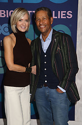 May 29, 2019 - New York City, New York, U.S. - HILARY GUMBEL and BRYANT GUMBEL attend HBO's Season 2 premiere of 'Big Little Lies' held at Jazz at Lincoln Center. (Credit Image: © Nancy Kaszerman/ZUMA Wire)