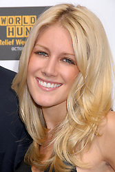 October 16, 2007 - Los Angeles, CA, U.S. - 16 October 2007 - Los Angeles, California - Heidi Montag. Taco Bell Provides ''Reality Check'' on Global Hunger Issue.for World Hunger Relief Week at Taco Bell on Western Ave. Photo Credit: Byron Purvis/AdMedia (Credit Image: © Byron Purvis/AdMedia via ZUMA Wire)