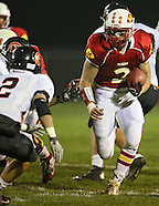 High School Football - Solon at Marion - October 5, 2012