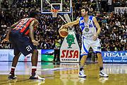 Drake Diener<br /> Banco di Sardegna Dinamo Sassari - Angelico Biella<br /> Legabasket Serie A Beko 2012-2013<br /> Sassari, 30/09/2012<br /> Foto L.Canu / Ciamillo-Castoria