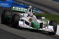 Tony Kanaan, Camping World GP, Watkins Glen, Indy Car Series
