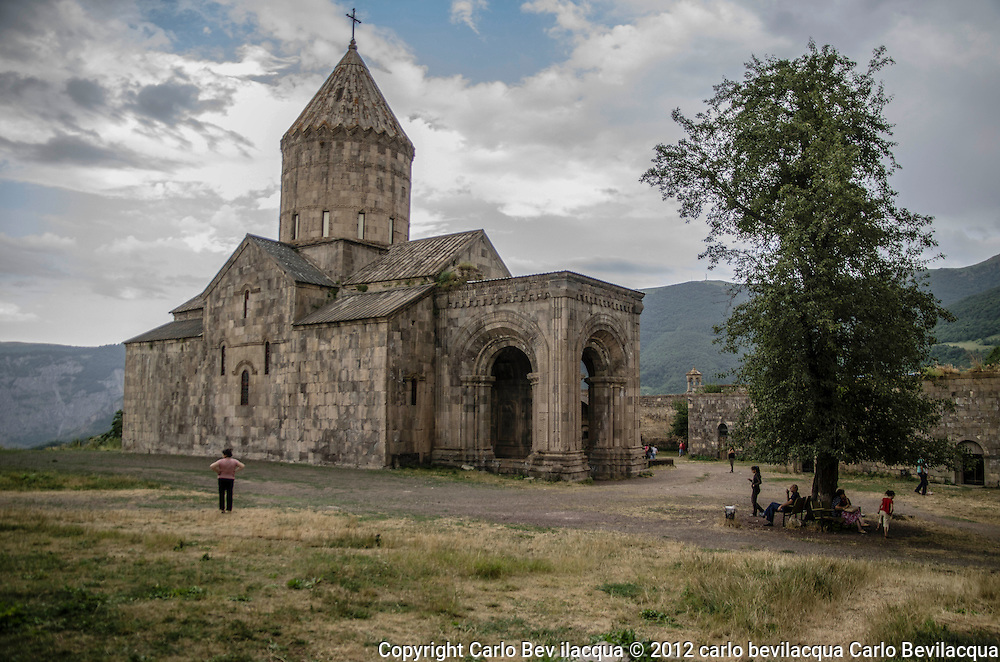 Armenia is a mountainous country in the South Caucasus region of Eurasia.<br />