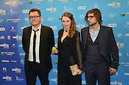 &copy;www.agencepeps.be/ F.Andrieu - Belgique -Bruxelles - 140201 - Les Magrittes du cin&eacute;ma ont r&eacute;compens&eacute; comme chaque ann&eacute;e les professionnels du cin&eacute;ma belge. Belgium cin&eacute; awards the &quot;Magritte of the cinema&quot;<br /> Pics: D&eacute;borah Fran&ccedil;ois