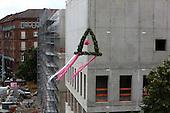 Richtfest der Neuen Kunsthalle