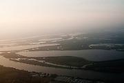 De Biesbosch gezien vanuit een luchtballon<br /> <br /> Biesbosch seen from an air balloon