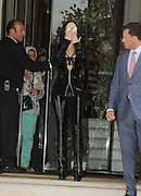 29.AUGUST.2013. LONDON<br /> <br /> LADY GAGA LEAVING THE LANGHAM HOTEL WEARING RELFECTIVE SUNGLASSES<br /> <br /> BYLINE: EDBIMAGEARCHIVE.CO.UK<br /> <br /> *THIS IMAGE IS STRICTLY FOR UK NEWSPAPERS AND MAGAZINES ONLY*<br /> *FOR WORLD WIDE SALES AND WEB USE PLEASE CONTACT EDBIMAGEARCHIVE - 0208 954 5968*