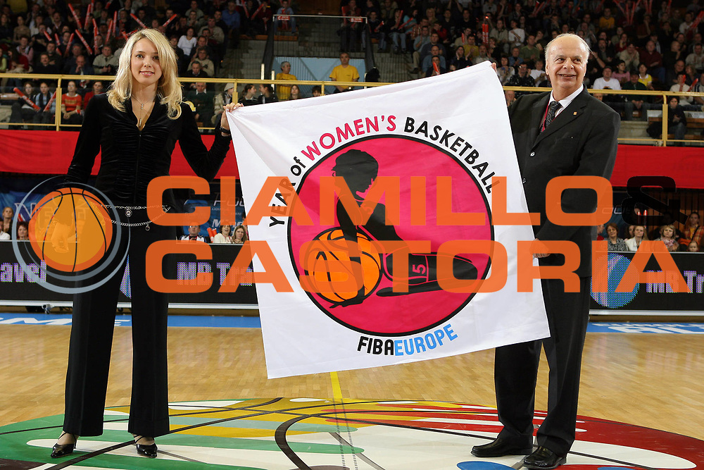 DESCRIZIONE : Pecs Euroleague Women All Star Game 2006<br /> GIOCATORE : Korstin Vassilakopoulos<br /> SQUADRA : Europe Europa<br /> EVENTO : Euroleague Women All Star Game 2006<br /> GARA : Europa Resto del Mondo Europe Rest of the World<br /> DATA : 08/03/2006<br /> CATEGORIA :<br /> SPORT : Pallacanestro<br /> AUTORE : Agenzia Ciamillo&amp;Castoria/E.Castoria<br /> Galleria : Year of the Women Basketball<br /> Fotonotizia : Pecs Euroleague Women All Star Game 2006<br /> Predefinita :