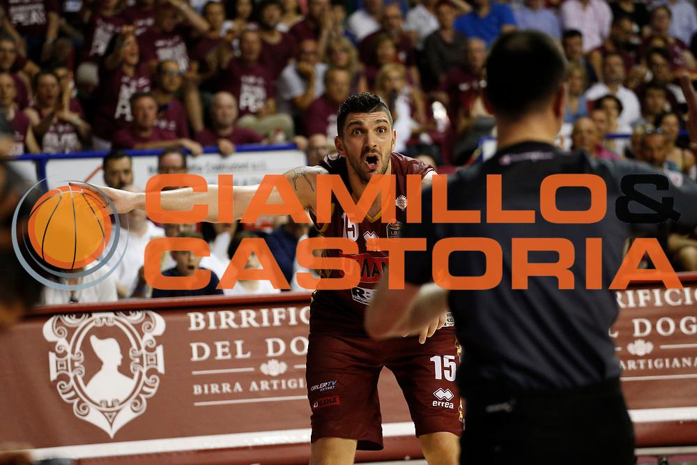 Batista<br /> Umana Reyer Venezia - Sidigas Scandone Avellino<br /> Lega Basket Serie A 2016/17 Semifinali Gara 05<br /> Venezia, 03/06/2017<br /> Foto Ciamillo-Castoria / M. Brondi
