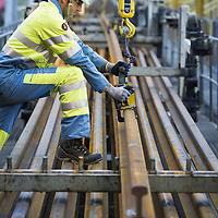 Aug 2014 - Tata Steel , Scunthorpe site - Rail products