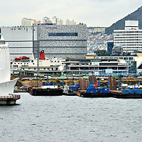 Port of Busan History in Busan, South Korea <br />
