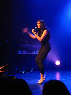 Naomi Zaman at the desiFEST show in Montreal, June 26, 2010.