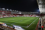 Rotherham United's New York Stadium during the Sky Bet Championship match between Rotherham United and Middlesbrough at the New York Stadium, Rotherham, England on 8 March 2016. Photo by Simon Davies.