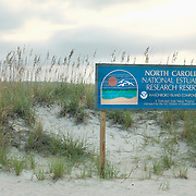 North Carolina National Estuarine Research Reserve - Masonboro Island Component, a nature preserve located on the south end of Wrightsville Beach, NC...