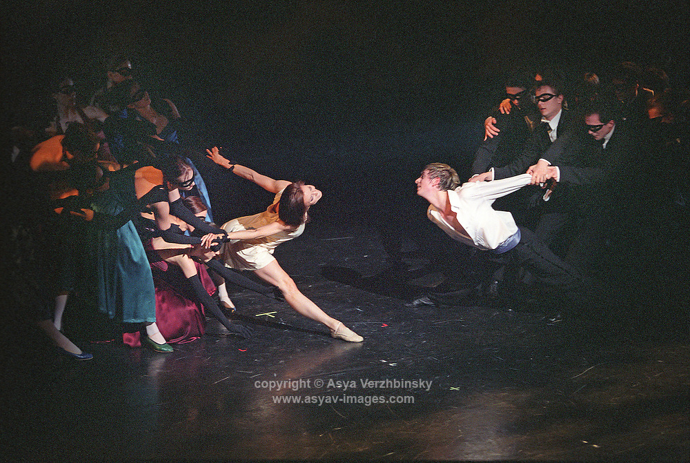 Alexei Ratmansky's Romeo and Juliet, Bolshoi Ballet Maria Alexandrova
