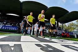 football match between NS Mura and NK Rudar Velenje in 13th Round of Prva liga Telekom Slovenije 2018/19, on October 20, 2018 in Mestni stadion Fazanerija, Murska Sobota , Slovenia. Photo by Mario Horvat / Sportida