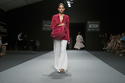 September 12, 2016 - Madrid, Madrid, Spain - Parade the Marcos Luengo in MFSHOW 2016 women held at the Museum of Costume in Madrid, on September 12, 2016  (Credit Image: © Oscar Gonzalez/NurPhoto via ZUMA Press)