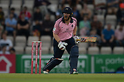 Paul Stirling of Middlesex during the Vitality T20 Blast South Group match between Hampshire County Cricket Club and Middlesex County Cricket Club at the Ageas Bowl, Southampton, United Kingdom on 20 July 2018. Picture by Dave Vokes.