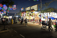 Fiesta, fairground, San Pedro de Alcantara, Marbella, Spain, 15th October 2015, 201510151749<br /> <br /> Copyright Image from Victor Patterson, 54 Dorchester Park, Belfast, UK, BT9 6RJ<br /> <br /> t1: +44 28 9066 1296 (from Rep of Ireland 048 90661296)<br /> t2: +44 28 9002 2446 (from Rep of Ireland 048 90022446)<br /> m: +44 7802 353836<br /> <br /> e1: victorpatterson@me.com<br /> e2: victorpatterson@gmail.com<br /> <br /> www.victorpatterson.com<br /> <br /> IMPORTANT: Please see my Terms and Conditions of Use at www.victorpatterson.com