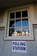 London 7th May 2015: Britons go to the polls today in a general election predicted to be the closest for decades as no single party is expected to secure a majority. Richard Baker / Alamy Live News.
