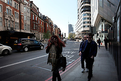UK ENGLAND LONDON 20APR15 - View over The Eagle building from City Road street level,  developed by Mount Anvil in London EC1.<br /> <br /> jre/Photo by Jiri Rezac<br /> <br /> © Jiri Rezac 2015
