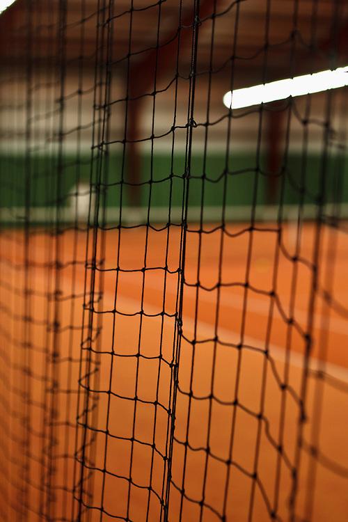 Indoor Tennis