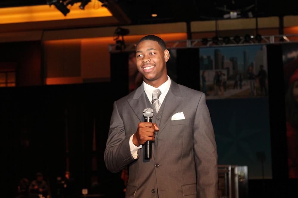 Darius Lewis, Kashmere HS