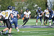 NCAA FB: Wesley College vs. Framingham State (11-21-15)