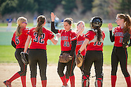 Softball Gilford v Laconia 7May14